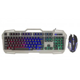 Kit Gaming combo Mouse e...